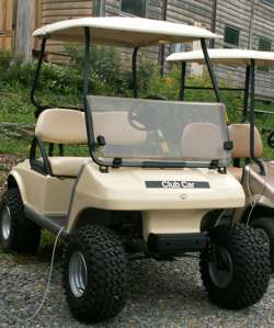 Refurbished 2003 Club Car IQ