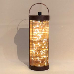 dimmable portable table lamp or lantern