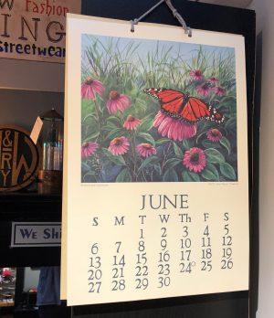 big pretty 2021 Calendar